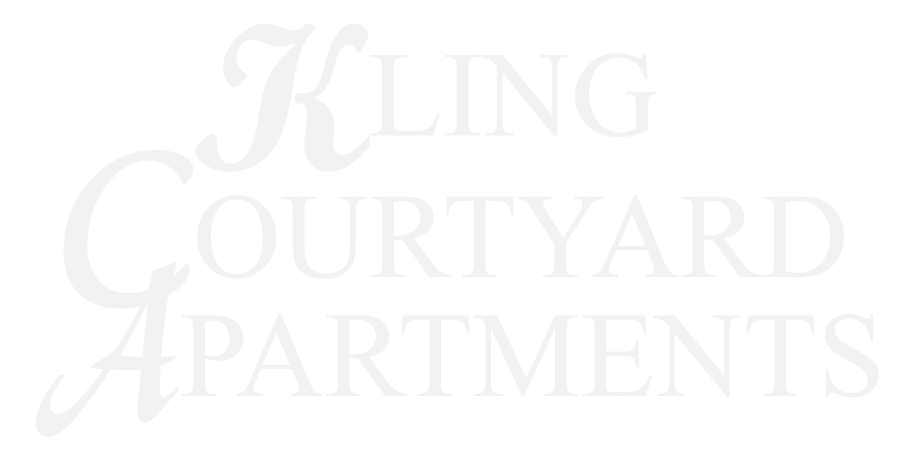 Kling Courtyard Apartments